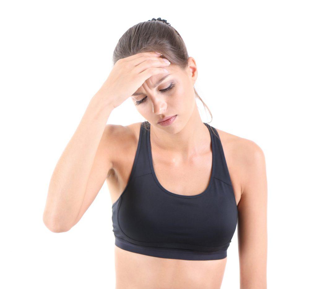 운동중 저혈당을 예방하는 방법